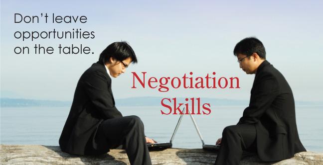 Negotiation Skills | On-Demand Leadership